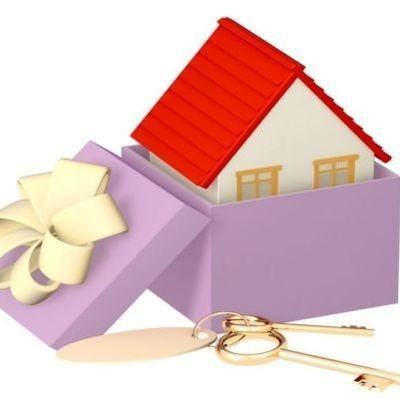 договор дарения дома по доверенности образец