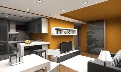 Перепланировка и дизаин квартир - Внутреняя отделка жилых