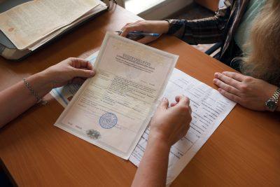 Договор купли продажи с долями на детей образец