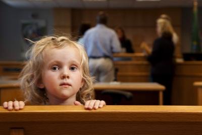 Выписка ребенка из квартиры через суд