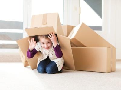 Как прописать ребенка на своей доли