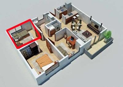 Как приватизировать часть квартиры