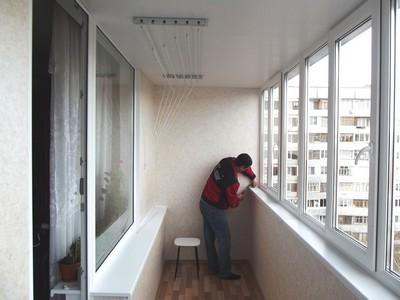 Оформление строительства балкона