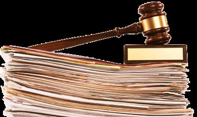 Сбор документов и написание заявления в суд