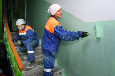 Ремонт подъезда многоквартирного дома: кто платит и кто делает?