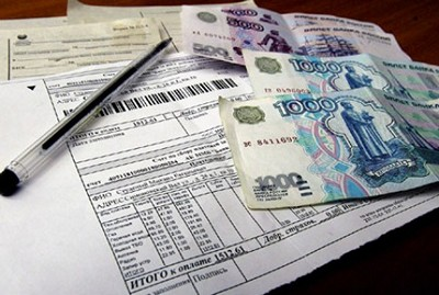 Отселение при наличии долгов