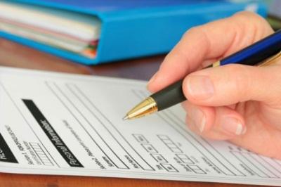 Как заполнить бланк заявления о временной регистрации по месту пребывания?