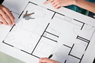 Перепланировка однокомнатной квартиры в студию