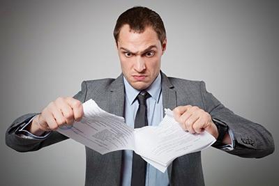 Самые частые ошибки, которые допускаются при написании жалобы