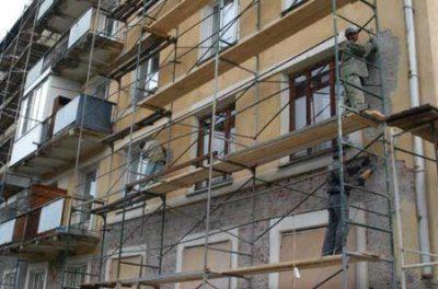 Реставрация фасадов мебели из массива