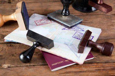 Как заполнить заявление на регистрацию иностранных граждан по месту пребывания и месту жительства; скачать бланк