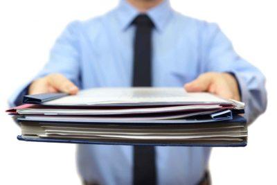 Сбор документов по делу