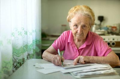 Какой кредит доступен для пенсионеров