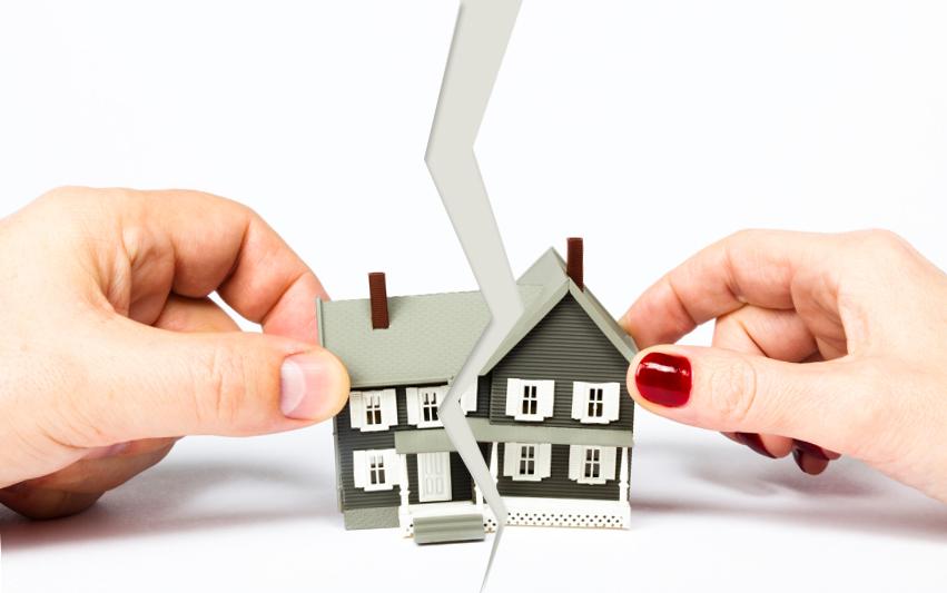 имея раздел имущества при разводе ипотечный кредит как