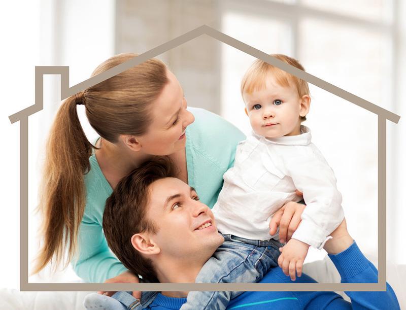 Комментарий к молодой семье с ребенком 100