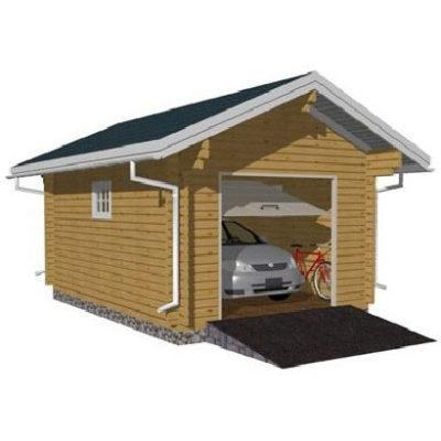 Как сделать теплый гараж без отопления