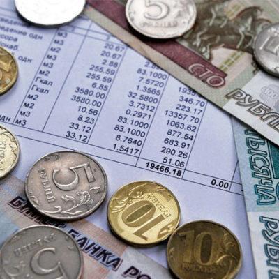 рост задолженности по коммунальным платежам рф спектр охранных услуг