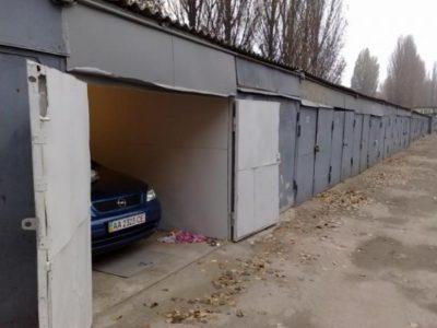 Готовые металлические гаражи