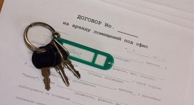 Договор аренды квартры частного лица с предприятнием