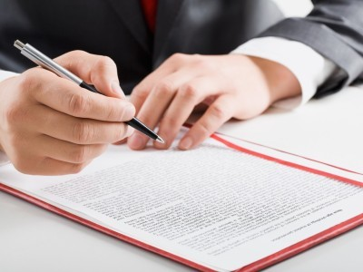 Как подписать договор по доверенности образец — Юр ликбез