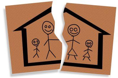 Где прописать ребенка после развода родителей?