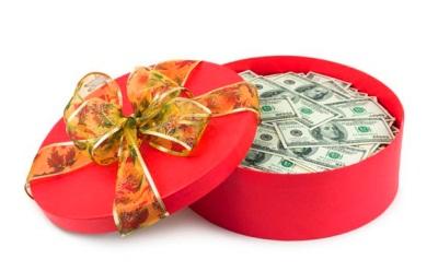 Как оформить договор дарения денежных средств