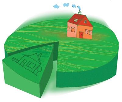 Как приватизировать дом в деревне