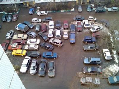 Изображение - Организация парковки на придомовой территории vo-dvore1368851408