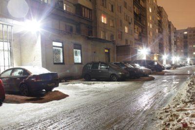 Кто отвечает за уличное освещение в москве во дворе