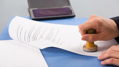 Правоустанавливающие документы на нежилое помещение