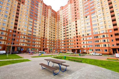 Как оформить в собственность участок под многоэтажным домом