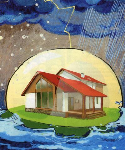 Cтрахование квартиры и имущества в Сбербанке от пожара и затопления